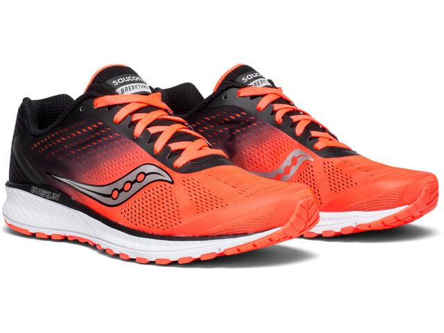 saucony Breakthru 4 - Zapatillas running Hombre - rojo/negro